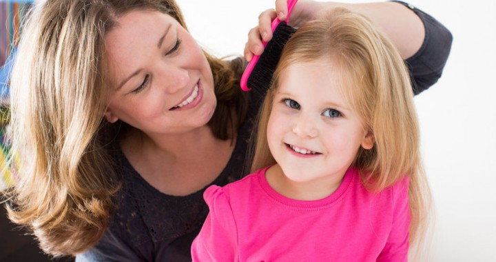 Mum's Hair Helper
