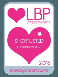 LBP Awards 2016 Shortlisted Logo